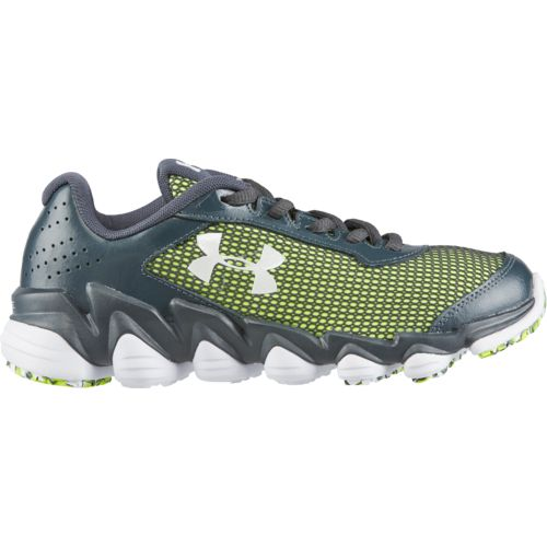 Display product reviews for Under Armour Boys' Spine Disrupt TCK Running Shoes