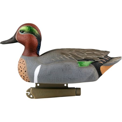 Greenhead Gear® Pro-Grade Puddler Pack 3-D Drake and Hen Duck Decoys 6-Pack - view number 2