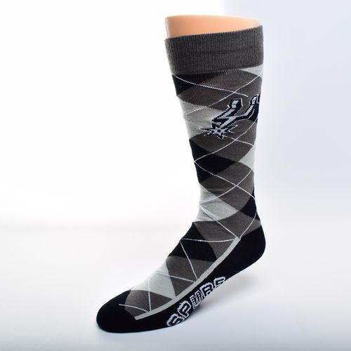 FBF Originals Men's San Antonio Spurs Argyle Zoom