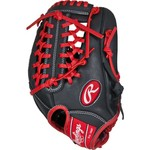 Rawlings Youth Rawlings Custom Series 11.75 in Narrow Fit Baseball Glove Right-handed - view number 3