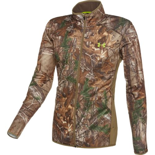 Display product reviews for Under Armour Men's Whitetail UA Scent Control Armour Fleece Jacket