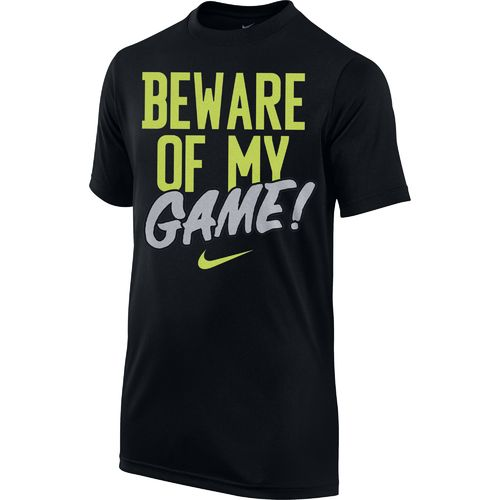 Nike Boys' Legend Verb Crew T-shirt
