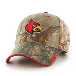 '47 University of Louisiana at Lafayette Realtree Frost MVP Cap - view number 1