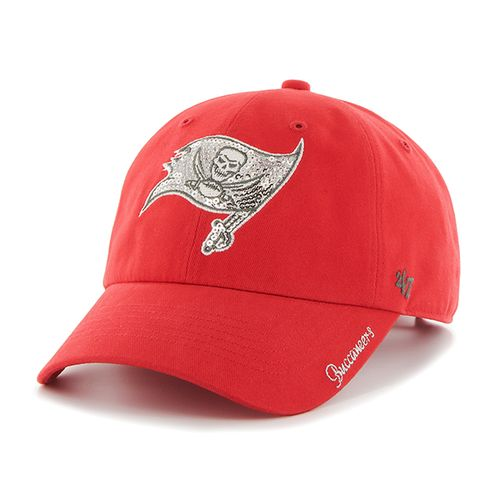 '47 Tampa Bay Buccaneers Women's Sparkle Cleanup Cap