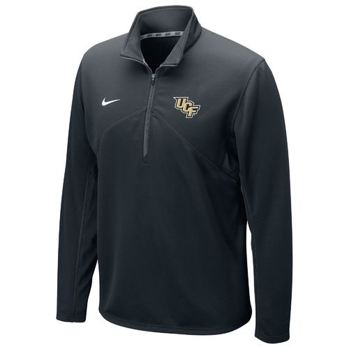 Nike™ Men's University of Central Florida Dri-FIT 1/4 Zip Training Pullover
