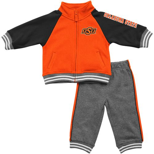 Colosseum Athletics™ Infants'/Toddlers' Oklahoma State University Aviator Fleece Jacket