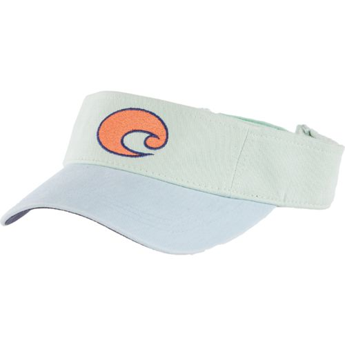 Costa Del Mar Adults' Cotton Visor
