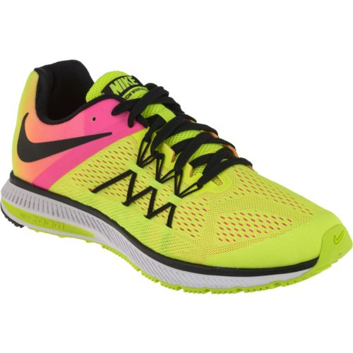 Nike Men's Zoom Winflo 3 Olympic Running Shoes - view number 2