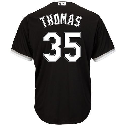 Cheap Majestic Men's Chicago White Sox Frank Thomas #35 Cool Base Replica Jersey for sale