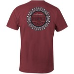 Image One Women's University of Arkansas Color Me Comfort Color T-shirt