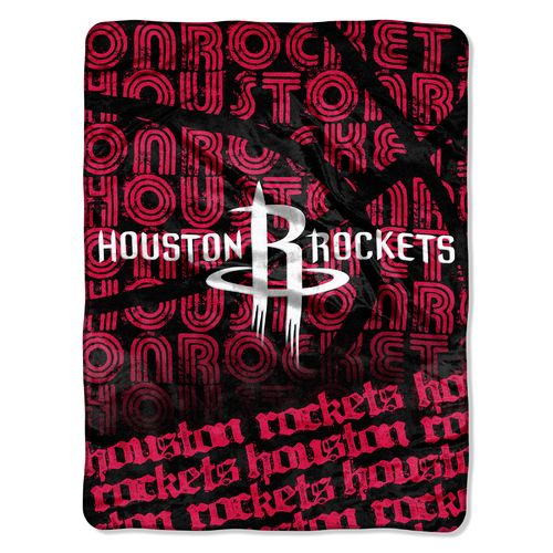 The Northwest Company Houston Rockets 40 Yard Dash Micro Raschel Throw