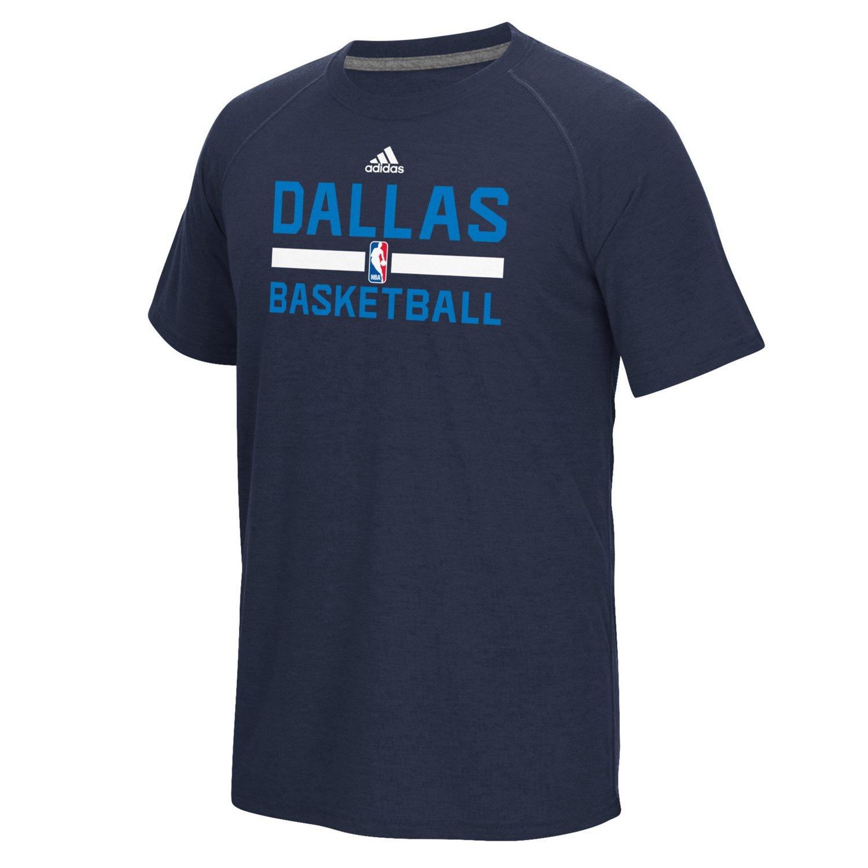 adidas™ Men's Dallas Mavericks On Court Graphic T-shirt