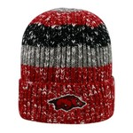 Top of the World Men's University of Arkansas Wonderland Knit Cap