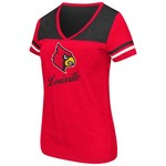 Colosseum Athletics™ Women's University of Louisville Rhinestone T-shirt
