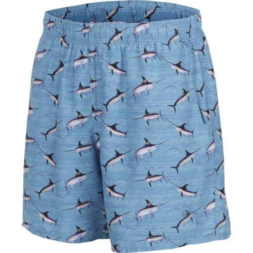 Guy Harvey Men's Deep Sea Master Volley Swim Short