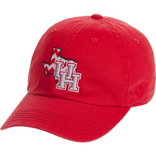 Top of the World Women's University of Houston Chevron Crew Cap