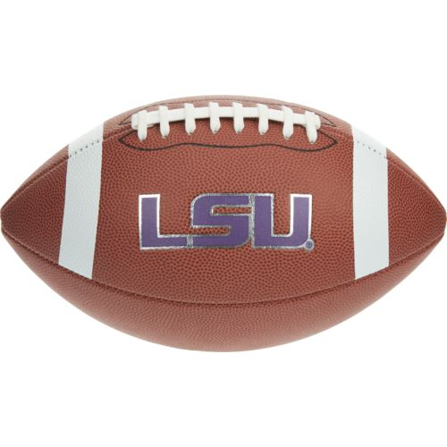 Nike Louisiana State University Vapor 24/7 College Edition Football - view number 1