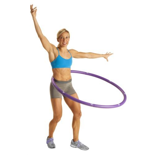 GoFit Segmented Fitness Hoop - view number 3