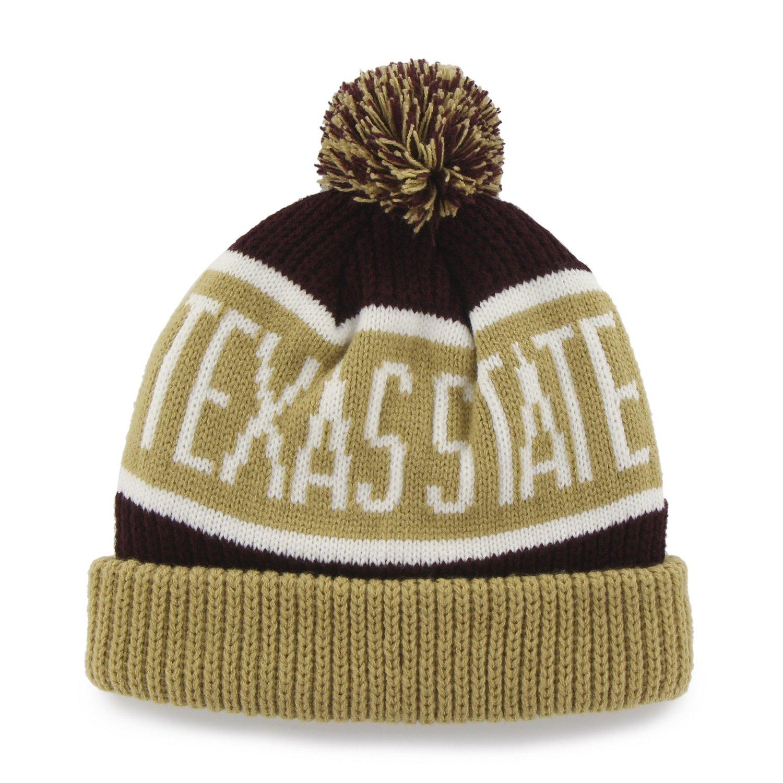 Knitting Stores Calgary : Texas state university calgary cuff knit beanie academy