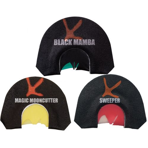 Knight & Hale Bad Company Diaphragm Turkey Calls 3-Pack