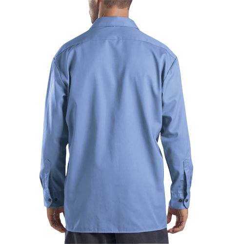 Dickies Men's Long Sleeve Work Shirt - view number 2