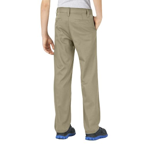 Dickies Boys' Slim Fit Straight Leg Uniform Pant - view number 1
