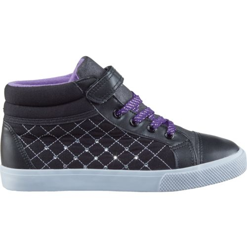 Display product reviews for Austin Trading Co. Girls' Maddie High-Top Shoes