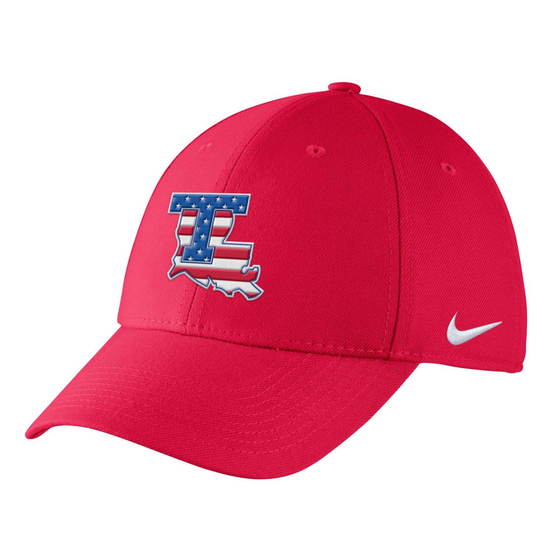 Nike™ Men's Louisiana Tech University Swoosh Flex Cap