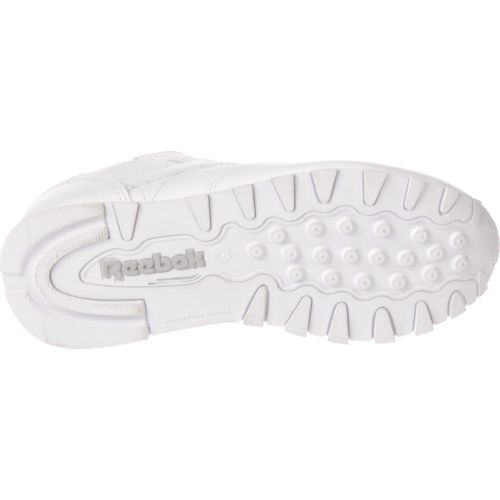 Reebok Kids' Classic Leather Running Shoes - view number 5