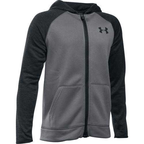Under Armour® Boys' Storm Armour® Full-Zip Fleece Hoodie