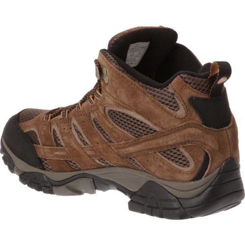 Merrell® Men's MOAB 2 Mother of All Boots™ Waterproof Hiking Shoes - view number 3