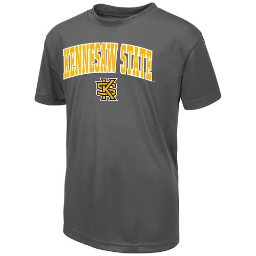 Colosseum Athletics Youth Kennesaw State University Arch Logo T-shirt free shipping