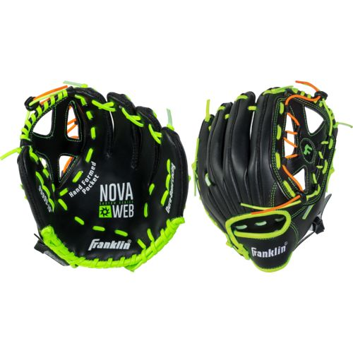 "Franklin Youth Novaweb™ Custom Series 10"" Baseball Glove"