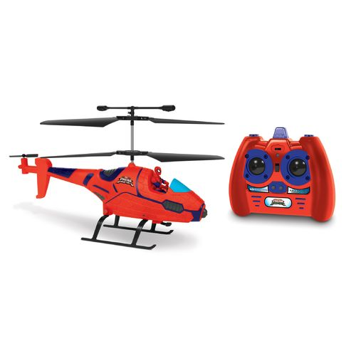 World Tech Toys Marvel Spider-Man RC Helicopter with Figure - view number 1