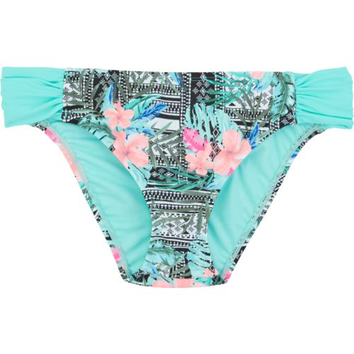 O'Rageous Juniors' Oahu Hibiscus Swim Bottom