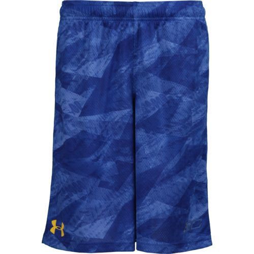 Under Armour™ Boys' SC30 Essentials Print Short