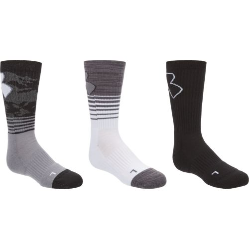 Under Armour Youth Phenom 2.0 Crew Socks - view number 3