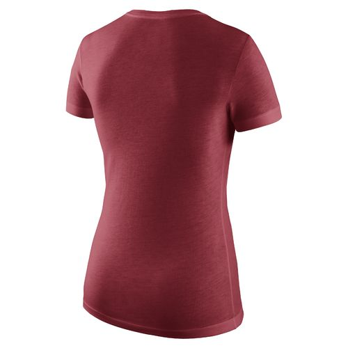 Nike™ Women's University of Alabama V-neck T-shirt - view number 2