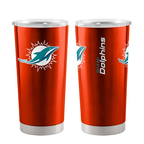 Boelter Brands Miami Dolphins 20 oz Ultra Tumbler