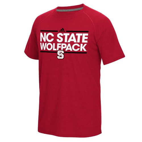 adidas Men's North Carolina State University Dassler Ultimate Short Sleeve T-shirt