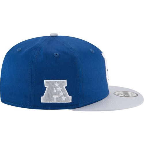 New Era Men's Indianapolis Colts Baycik Snapback 9FIFTY Cap - view number 5