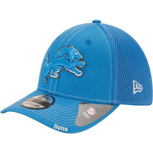 New Era Men's Detroit Lions 39THIRTY Neo Cap