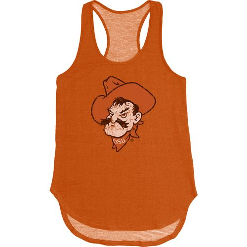 Blue 84 Women's Oklahoma State University Nala Premium Terry Tank Top
