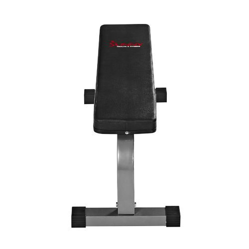 Sunny Health & Fitness Heavy-Duty Flat Bench - view number 2