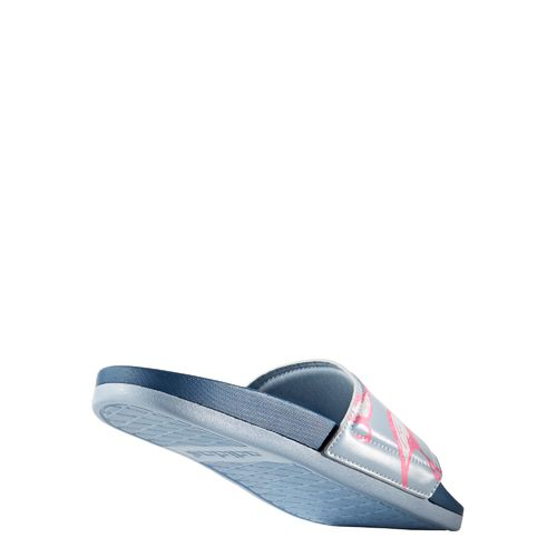 adidas Women's Adilette CF + Graphic Slides - view number 3