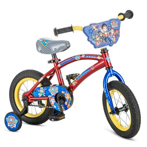 Display product reviews for PAW Patrol Boys' 12 in Bicycle