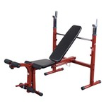 Body-Solid Best Fitness Olympic Folding Bench - view number 1