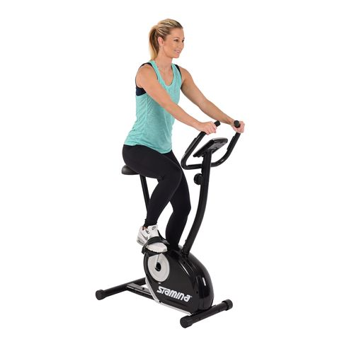 Stamina Magnetic Upright Exercise Bike - view number 4