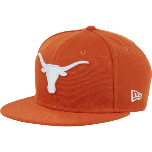 New Era Men's University of Texas Basic 9FIFTY Cap - view number 2