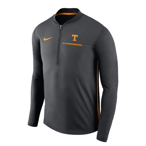 Nike™ Men's University of Tennessee Coaches 1/4 Zip Pullover